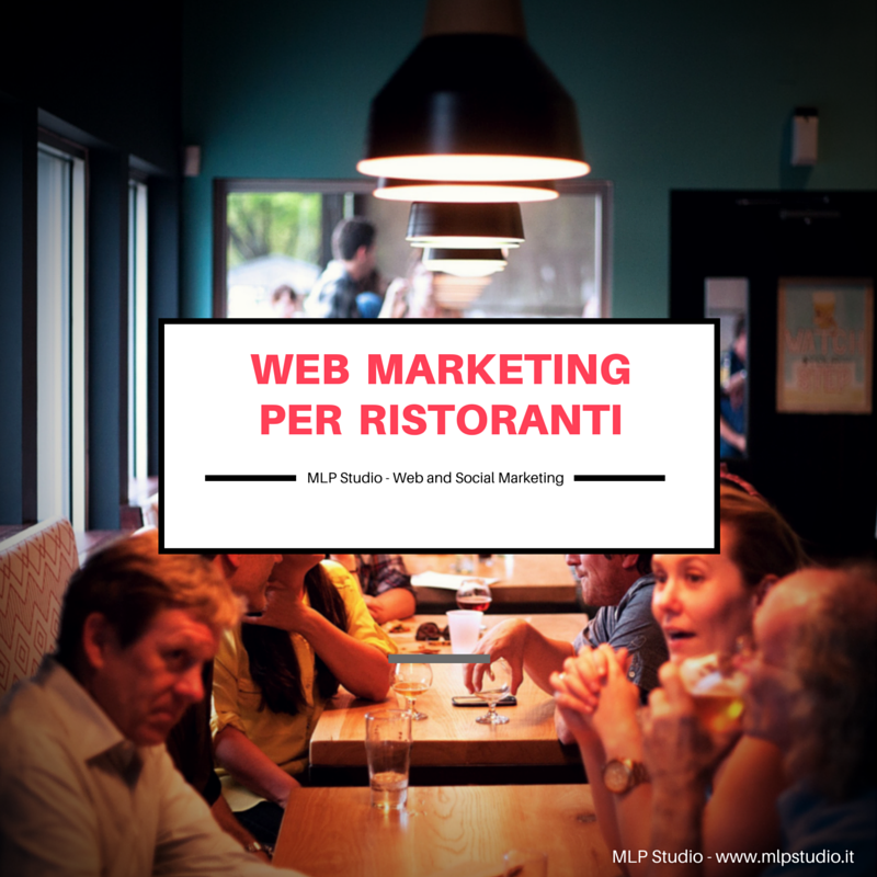 web marketing ristorante