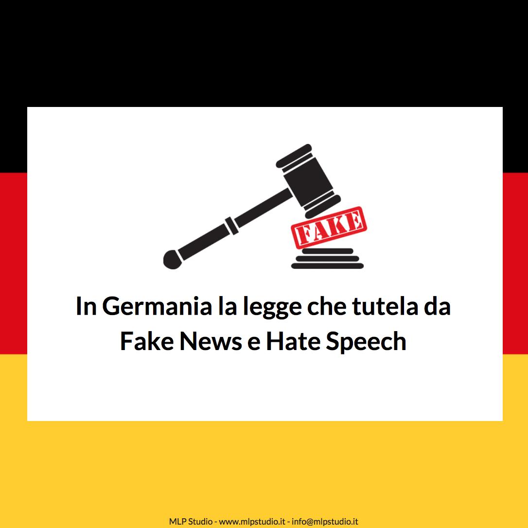 fake news e hate speech