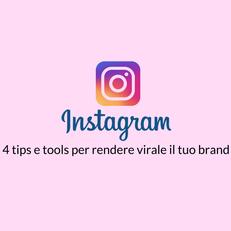 Instagram per il marketing