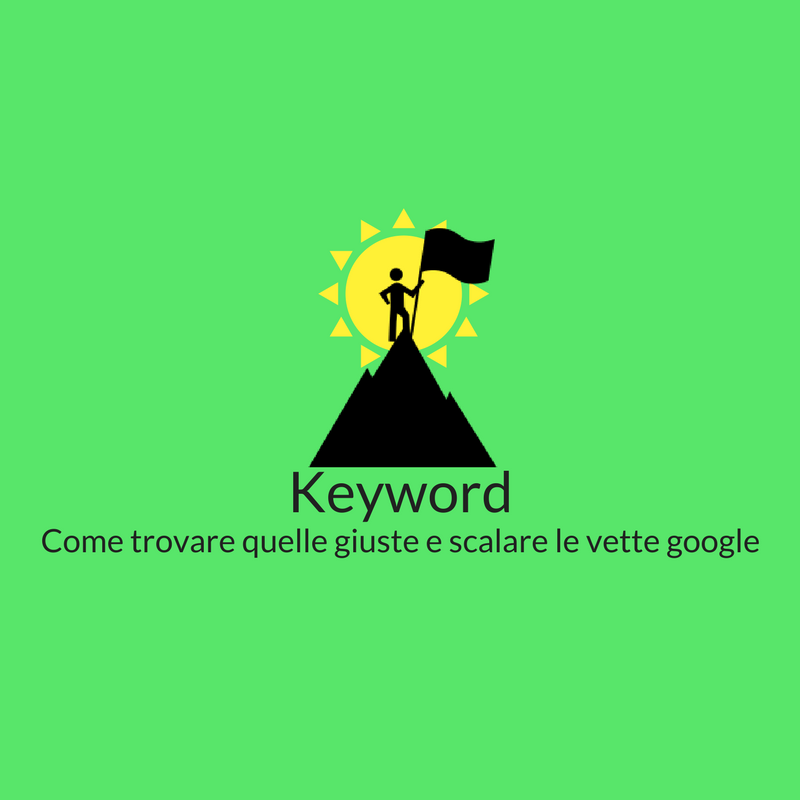 come trovare le keywords