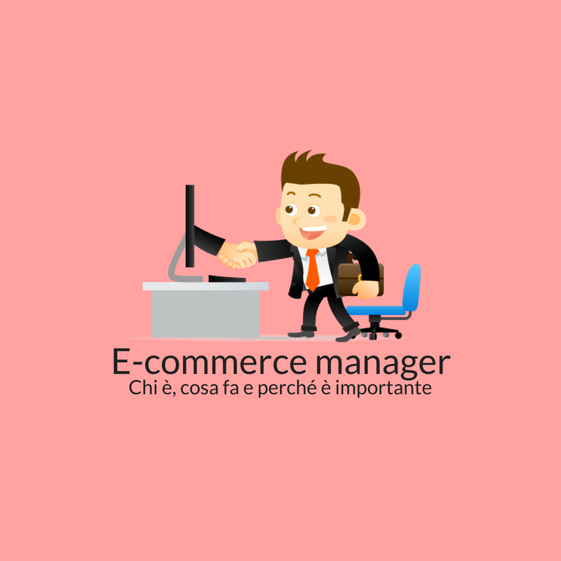 e-commerce manager-