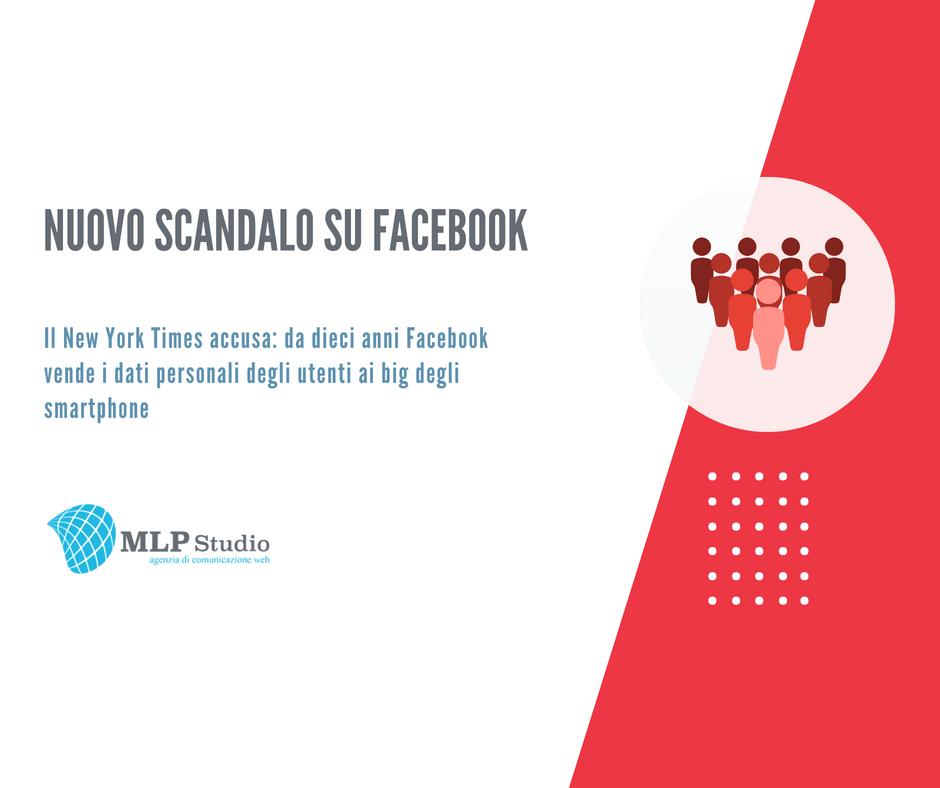 nuovo scandalo su facebook-