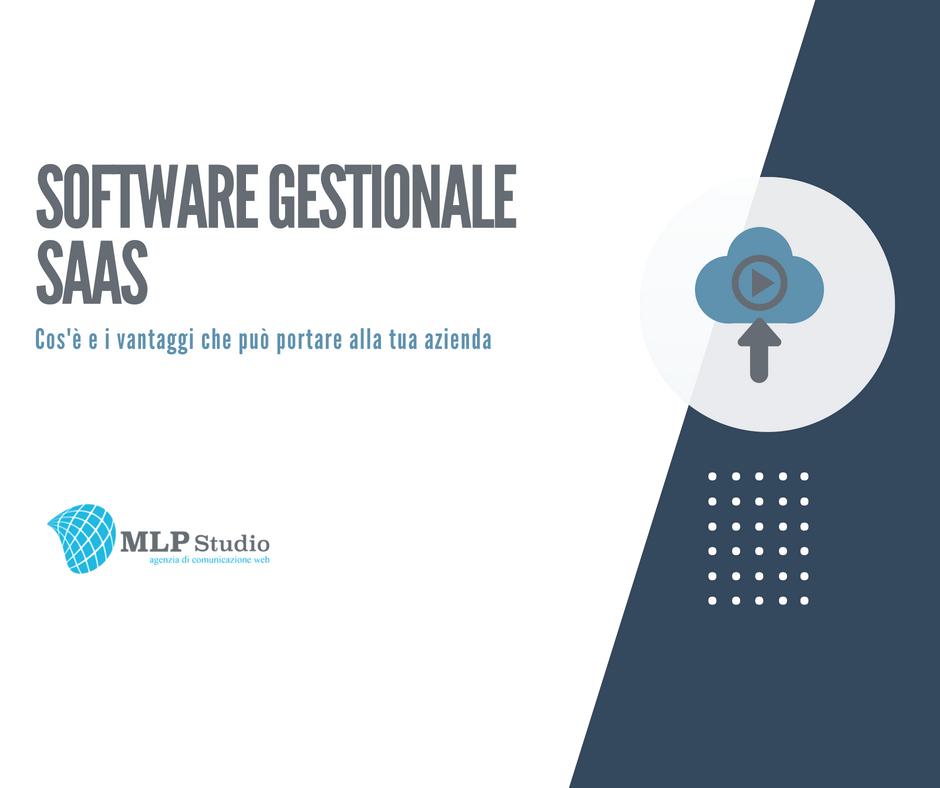 software gestionale saas