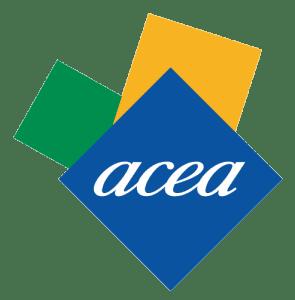 Il logo di Acea.