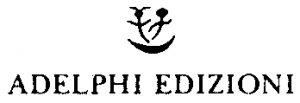 Il logo di Adelphi.