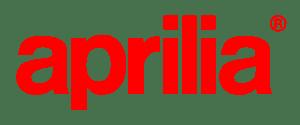 Il logo di Aprilia.