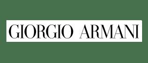 Il logo di Armani.