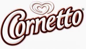Il logo del Cornetto Algida.