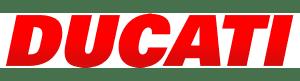 Il logo di Ducati.