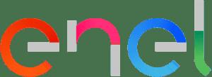 Il logo di Enel.