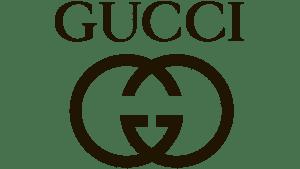 Il logo di Gucci.