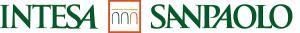 Il logo di Intesa San Paolo.