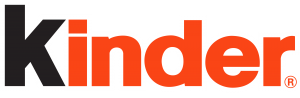 Il logo di Kinder.