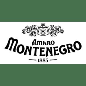 Il logo di Amaro Montenegro.