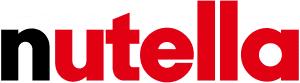 Il logo di Nutella.