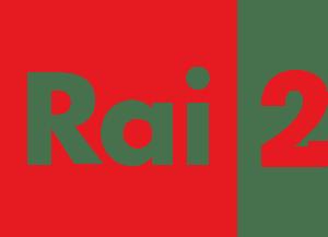 Il logo di Rai 2.