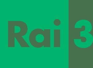 Il logo di Rai 3.