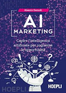 libro sul marketing sul web - AI