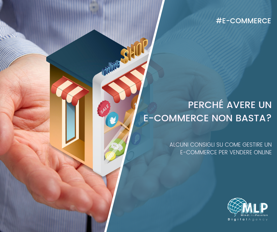 come gestire un e-commerce