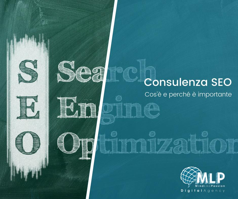 Cos'è la consulenza SEO e perché è così importante?  - digital agency blog